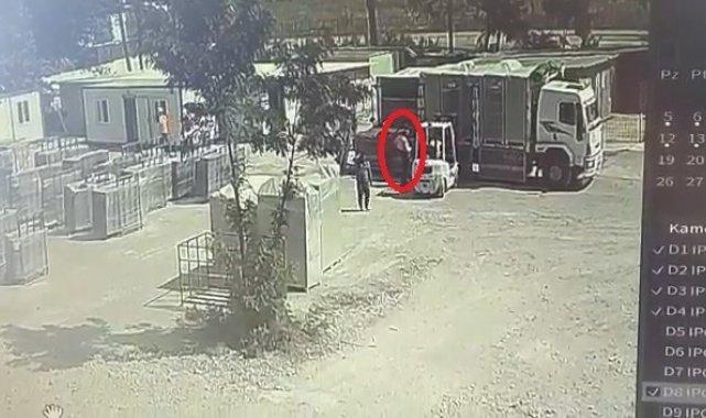 Bursa'da facia böyle yaşandı... 1,5 tonluk elektrik trafosunun altında kalan işçi hayatını kaybetti