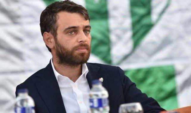 Bursaspor 2. Başkanı Emin Adanur'dan sert açıklama