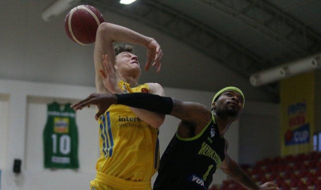 Frutti Extra Cup: ALBA Berlin: 101 - Yukatel Merkezefendi Belediyesi Basket: 92