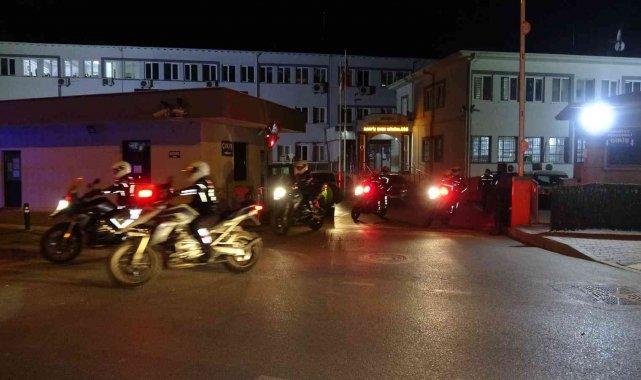 Bursa'da 300 polis ile geniş çaplı asayiş uygulaması yapıldı